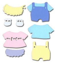 Baby Clothes and Outfits (42 Pieces) - £1.99