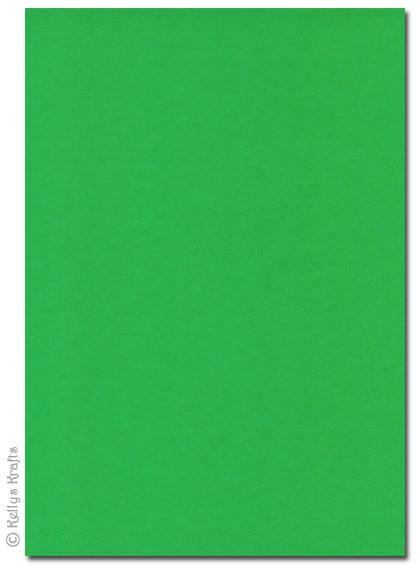 High Quality 270gsm A4 Card Spring Green 1 Sheet 163 0