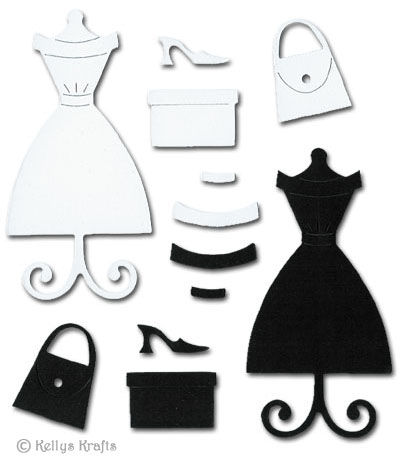 Clothing Crafting Kits | Card Making + Scrapbooking