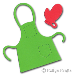 5ebaeac5f39f6 Apron   Mitt Die Cut Shapes (Pack of 10)