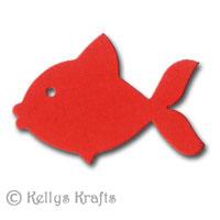 Fish Die Cut Shapes Pack Of 10