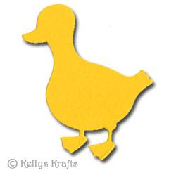 Duck Bird Die Cut Shapes Pack Of 10 163 0 35 Card